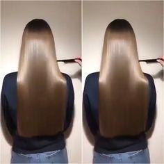 Beauty Discover Длинные волосы уход Cheveux Raides Cheveux Frisés Astuce De Fille Astuce Cheveux Cheveux Magnifiques Soins Beauté Santé Et Beauté Cheveux Naturels Coupe De Cheveux Silky Hair, Smooth Hair, Bleach Hair Color, Curly Hair Styles, Natural Hair Styles, Hair Treatment Mask, Hair Fixing, Dull Hair, Brown Blonde Hair