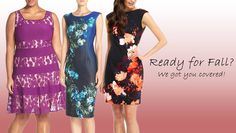 We have some new items in! Come check out SleekTrends.com for a Fall preview! #londontimes #maggylondon #juliantaylor #gabbyskye #falldresses #new #fall #fashion #plussize #plussizefashion #curvy #missy #sheathdress #florals #floral #workchic #workfashion #houston #htx