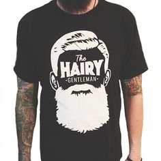 Make that facial hair look even better with the THG Logo Tee. This soft and stylishly fitted shirt is 100% cotton and will have you looking like a true gentlema