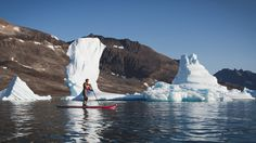 paddle-boarding-greenland