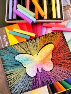 Occuper les enfants pendant le confinement : DIY papillon du printemps   Boîte à malice de Maman Fée Craft Activities For Kids, Crafts For Kids, Diy Papillon, Diy And Crafts, Arts And Crafts, Spring Crafts, Art For Kids, Art Projects, Insects
