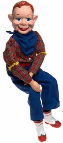 Howdy Doody Ventriloquist doll on Etsy, $199.00 #ventriloquist #Vintagetoys