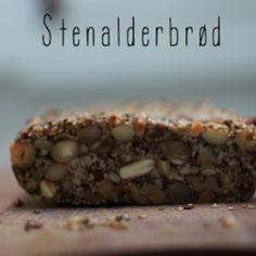 Delicius paleo bread (in danish)