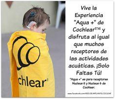 """Vive la Experiencia """"Aqua +"""" de Cochlear™ y disfruta al igual que muchos receptores de las actividades acuáticas. ¡Solo Faltas Tú! Aqua + es para receptores Nucleus 5 y Nucleus 6 de Cochlear. Contacta a tu distribuidor autorizado. síguenos en: http://noemiastorga.blogspot.mx/ http://www.youtube.com/user/frankastorga74 https://www.facebook.com/RED.DE.IMPLANTE.COCLEAR?ref=hl http://worldtv.com/noemi_astorga_cosio/web https://plus.google.com/+RedDeImplanteCoclear/posts…"""