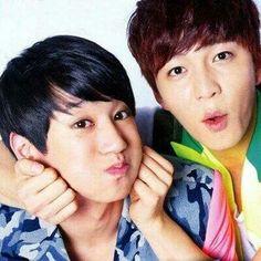 Jun and Soohyun
