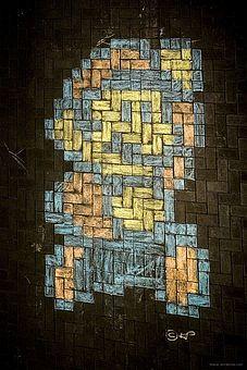 Pixel Pavement – Mario