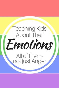 Teaching kids to identify their feelings and emotions in healthy ways! #therapy #schoolcounseling #emotions #insideout
