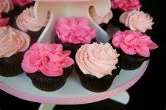 baby girl cake cupcakes - Bing Images