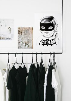 Batgirl print {Exclusive} — BODIE and FOU - Award-winning inspiring concept store