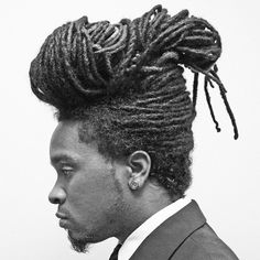 Locs - Natural hair style for Men