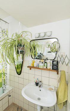 Binnenkijken in een Mid-Century modern appartement in Brussel / www.woonblog.be