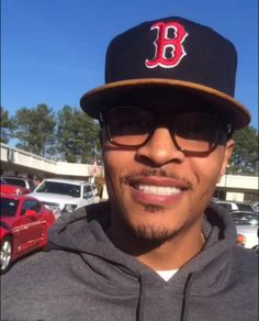 """T.I....getting divorced? Rapper-actor T.I. made some holiday visits to a children's hospital and a halfway house where he was once in custody - without a mention that his marriage could be over.  (Click here to see video of T.I.'s holiday visit)  Clifford Harris Jr., as he's known to the court, has been served with divorce papers, TMZ reports, citing court documents posted by the Dirty.com. He and wife Tameka """"Tiny"""" Cottle have three children..."""