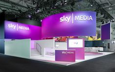 SKY MEDIA<br /> Wow experience at DMXCO 2016:<br /> Stadion - Cinema - Concert