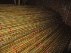 Vietnam Bamboo/ natural dry Bamboo, View Bamboo for construction, Rom Viet Product Details from ROM VIET COMPANY LIMITED on Alibaba.com Bamboo Roof, Vietnam, Construction, Detail, Natural, Wood, Building, Madeira, Woodwind Instrument