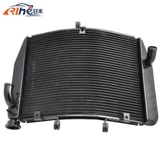 144.37$  Buy now - http://alipdo.worldwells.pw/go.php?t=32561106553 - brand new motorcycle accessories radiator cooler aluminum motorbike radiator For Kawasaki NINJA ZX-6R ZX6R ZX 6R 2007 144.37$
