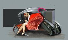 """Print3d World: """"Genesis"""", un prototipo de coche-impresora 3D, personalizable y programado para el automontaje. http://www.print3dworld.es/2013/07/genesis-prototipo-de-coche-impresora-personalizable-y-programado-para-automontaje.html"""