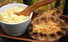 Karelian pies with egg butter / Karjalanpiirakat ja munavoi Rye Flour, Norwegian Food, Rye Bread, Dough Balls, Food Names, Tray Bakes, Street Food, Healthy Snacks, Cravings