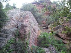 Prop de la Roca del Barret i de Can Bruguera