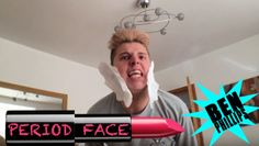 Ben Phillips | Period Face PRANK!!!  Ive got tampon up my... Follow us on our other pages ...... Facebook: www.facebook.com/eatsleepquoterepeat Twitter: @quoteandrepeat Tumblr: eat-sleep-quote-repeat.tumblr.com prank funny comedy lol http://eat-sleep-quote-repeat.tumblr.com/post/142173580228