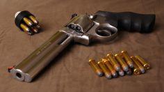 Smith Wesson .44 Magnum REVOLVERS   500 S&W Magnum Revolver   1920 x 1080   Download   Close