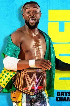 Kofi Kingston Watch Full Official Matches Online - Here Watch Wrestling, Wrestling Online, Roman Regins, Ufc Boxing, Online Match, Wwe Wallpapers, Wwe Champions, Wrestling Superstars, Wwe Wrestlers