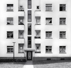 Bruno Taut @ Grellstrasse (1926) | Flickr - Photo Sharing!