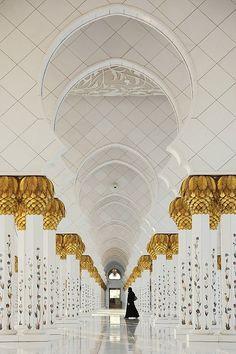 Sheikh Zayed Grand Mosque: Abu Dhabi, United Arab Emirates