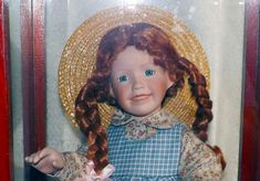 RARE c.1980s PAIR of Anne of Green Gables and by BuyfromGroovy