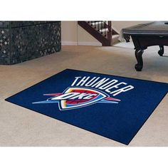 Oklahoma City Thunder NBA 5x8 Ulti-Mat (6096)
