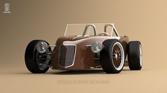 Hot Rod on Student Show Concept Cars, Hot Rods, Modeling, Cgi, Artist, Student, Modeling Photography, Artists, Models