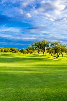 Maui Hi  Wailea Golf Course by MauiScenicPrints on Etsy
