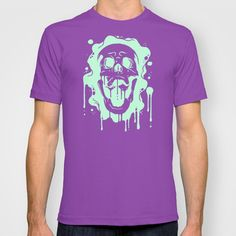 Poison T-shirt by Artistic Dyslexia - $22.00  Also available in Art Prints, Framed Art Prints, Stretched Canvases, Stationery Cards, iPhone & iPod Cases, iPad Cases, iPhone & iPod Skins, Laptop & iPad Skins, V-neck T-shirts, Tank Tops, Kids T-Shirts, Onesies, Hoodies, Throw Pillows, Tote Bags, Wall Clocks, Mugs and Rugs!