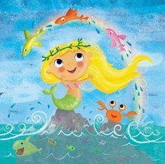 Louise Gardener by T2 Children's Illustrators, via Behance