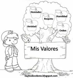 19 Mejores Imágenes De Valores Education Learning Y Onderwijs