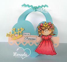 Latinas Arts and Crafts: Reto #19: Princesas y Hadas.