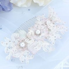 Hey, I found this really awesome Etsy listing at https://www.etsy.com/listing/586408814/french-lace-bridal-hair-comb-bridal-hair