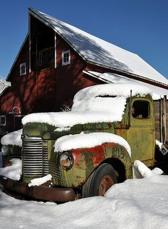 1000 Images About Old Trucks And Barns On Pinterest Old