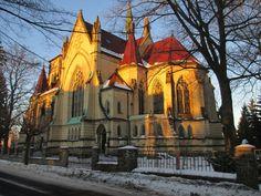 Kostel Karla Boromejského - Varnsdorf - Česko