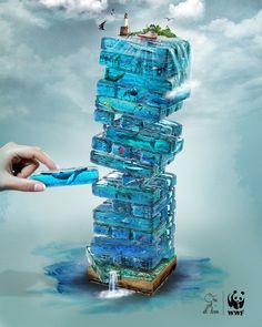 WWF: Blue | Ads of the World™