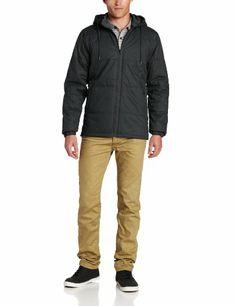 Tavik Men's Rox Lined Wind Breaker Jacket, Black, Large Large Men's Coats And Jackets, Active Wear For Women, Black Media, Wind Breaker, Khaki Pants, Bomber Jacket, Womens Fashion, How To Wear, Men Clothes