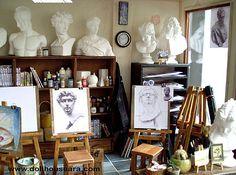 Miniatures, Art Within Art! | artclass_4