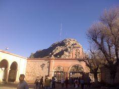 La bufa en Zacatecas