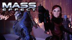 Mass Effect 1 Relaunch Trailer (FemShep fan trailer) Mass Effect Tattoo, Mass Effect 1, Cinema, Fan, Movies, Hand Fan, Movie Theater, Fans