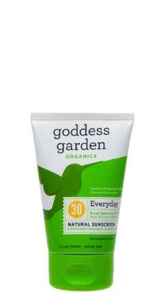 Just Skin Food Natural Organic Sunscreen Spf  Uk