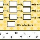 Ten Little Indians poem, songs, and videos and Indian Pow Wow song for ActivBoard. Includes interactive number poem page.*Must have ActivBoard s...