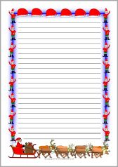 These Free Christmas Printables Are Perfect For Kids Writing