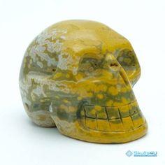 Ocean jasper skull gemstone skull gemstone carving by Skulls4U   #skulls4u #carving #crystalskull #jasper #oceanjasper #crystals #skull #etsy #etsyseller #etsystore  https://www.etsy.com/listing/294577201/ocean-jasper-skull-gemstone-skull?ref=shop_home_active_2