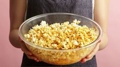 The Ultimate Party Starter: Buffalo Ranch Popcorn