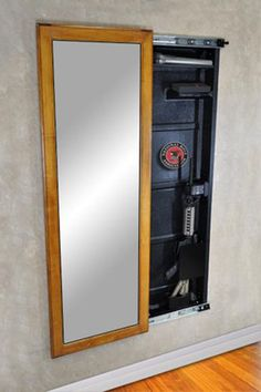 The Ultimate Survival Gun Safe Guide | DIY Ideas & Tips On How To Make Secret Rooms For Your Guns By Survival Life http://survivallife.com/2014/07/07/survival-gun-safe-guide/
