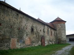 Markušovský hrad.